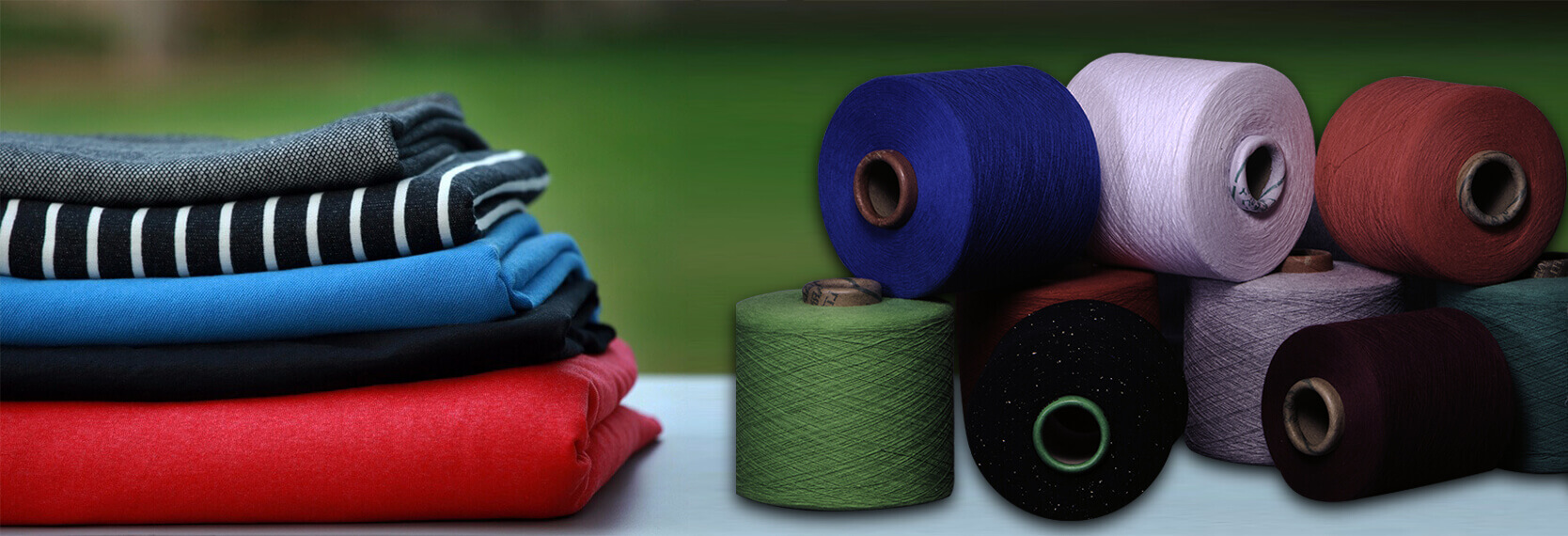 Usha Yarns Cone Textile Garments